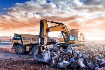 Livraison de matériel sur chantier en Ariège