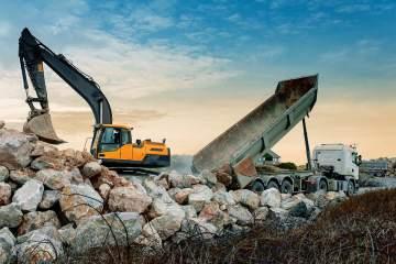 Vente de matériel de terrassement et compactage en Ariège